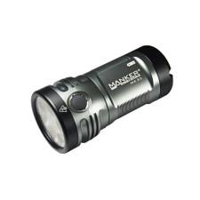 Manker MK36 12,000流明6x CREE XHP50.2 3V LED手电筒