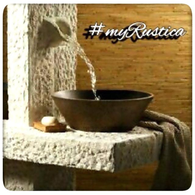 石制浴室水槽