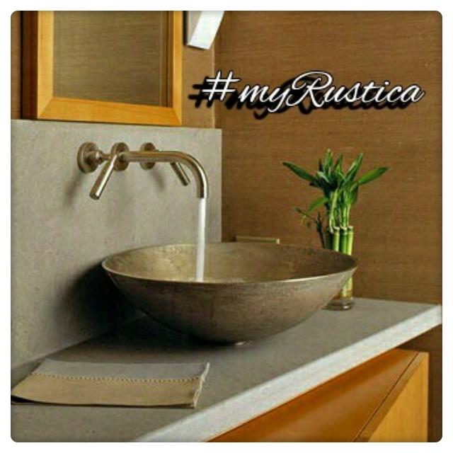 青铜浴室水槽