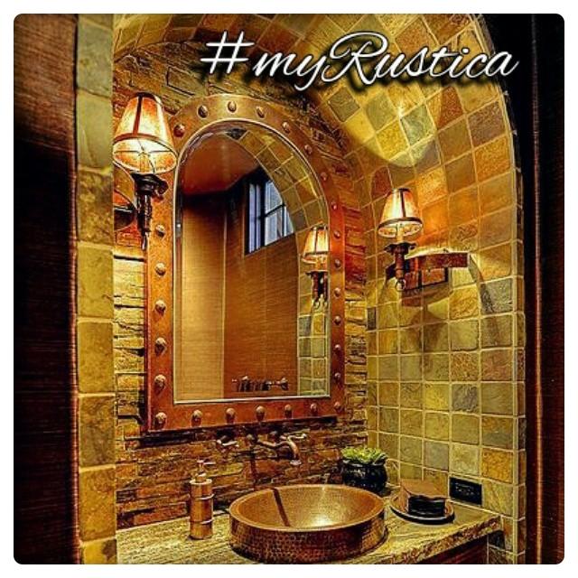 铜浴室水槽