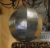 球形金属灯罩