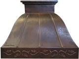 循环式铜吸油烟机