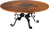 墨西哥铜桌