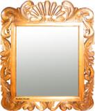 殖民庄园木镜