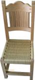 手工制作的墨西哥木椅