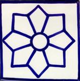 古老的欧洲摩洛哥瓷砖