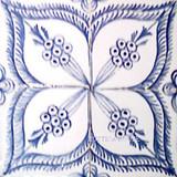 摩洛哥民间艺术瓷砖
