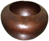 锤击式铜容器水槽