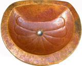 传统铜排水槽