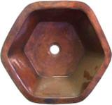 铜棒水槽美式
