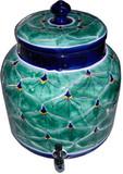 塔拉韦拉孔雀水缸