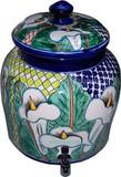 塔拉韦拉马蹄莲水缸