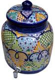 塔拉韦拉民间艺术水壶