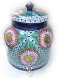塔拉韦拉向日葵陶土水缸