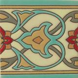 绿色庄园浮雕瓷砖