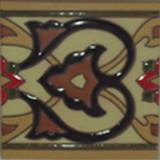意大利浮雕瓷砖黑色