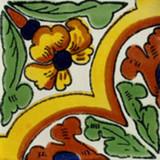 墨西哥传统瓷砖