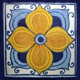 墨西哥南部瓷砖