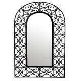 矩形墨西哥铁镜