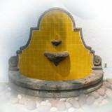 坎特拉壁挂喷泉