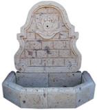 墨西哥坎特拉墙喷泉