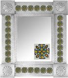 墨西哥瓷砖镜子009