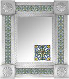 墨西哥瓷砖镜子006