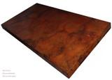 长方形铜台面
