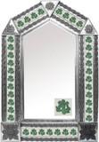 墨西哥传统瓷砖锡镜