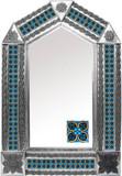 手冲瓷砖锡镜