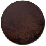 圆锤铜台面