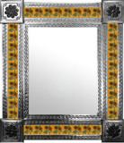 墨西哥传统瓷砖镜子
