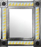 墨西哥现代瓷砖镜子