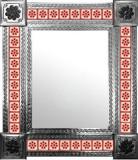 墨西哥制面砖镜子