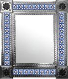 墨西哥产瓷砖镜子