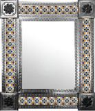 墨西哥镜子手工瓷砖