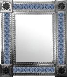 墨西哥乡村瓷砖镜子