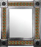 西班牙瓷砖墨西哥镜
