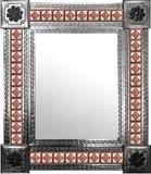 墨西哥乡村面砖镜子