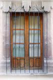 手工锻造铁窗护板