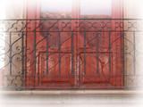 西南锻铁阳台