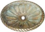 椭圆形浴缸青铜水槽