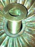 青铜水槽排水装置