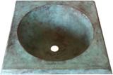 欧洲青铜浴缸水槽