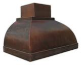 装饰性铜厨房吸油烟机
