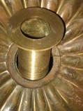 浴缸水槽青铜排水装置
