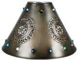 手工锡灯罩