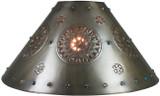 定制手工锡灯罩