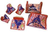 红蓝陶瓷卫浴配件套装