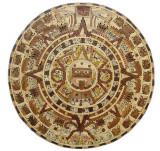 jumbo aztec木制挂历壁板桌面